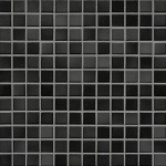 Mosaik Jasba Fresh 41205H midnight-black-mix glänzend 2x2cm