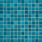 Mosaik Jasba Fresh 41208H pacificblue-mix glänzend 2x2cm