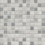 Mosaik Jasba Fresh Secura 41303H light grey-mix 2x2cm