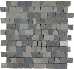 Mosaik Marazzi Material M0ME light grey - dark grey - blue grey 30x30cm