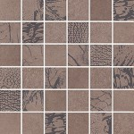 Mosaik Zoom Steuler Thinsation Y12064001 taupe 5x5cm
