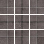 Mosaik Steuler Thinsation Y12078001 anthrazit 5x5cm